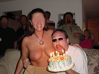 19 Year Old dirtyd_bd_2003 Getting Her Glasses Covered in Bukkake