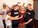 Jackie 3 Hole Creampie Bukkake Gang Bang