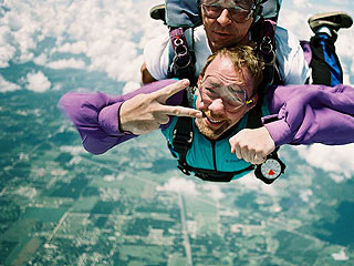 Dirty D Skydiving